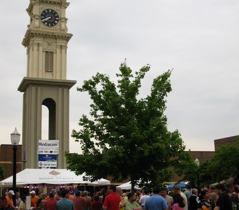 Countdown to DubuqueFest 2012