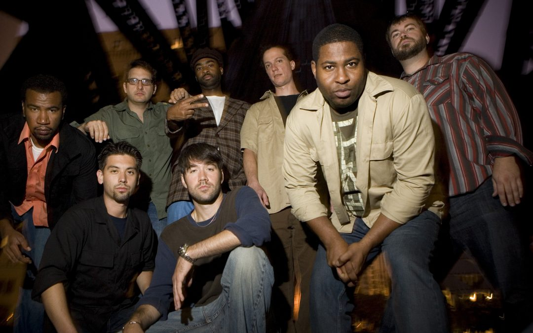 Music on the Town Clock Stage: Chicago Afrobeat Project